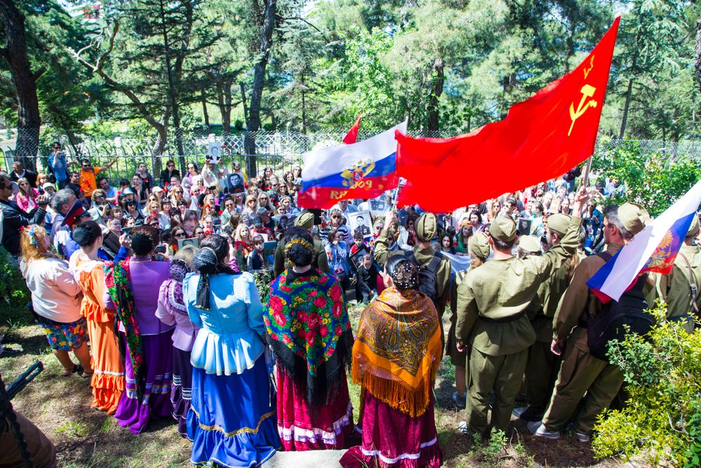 Соотечественники в Турции начали подготовку к маршу «Бессмертный полк» - Общественная дипломатия