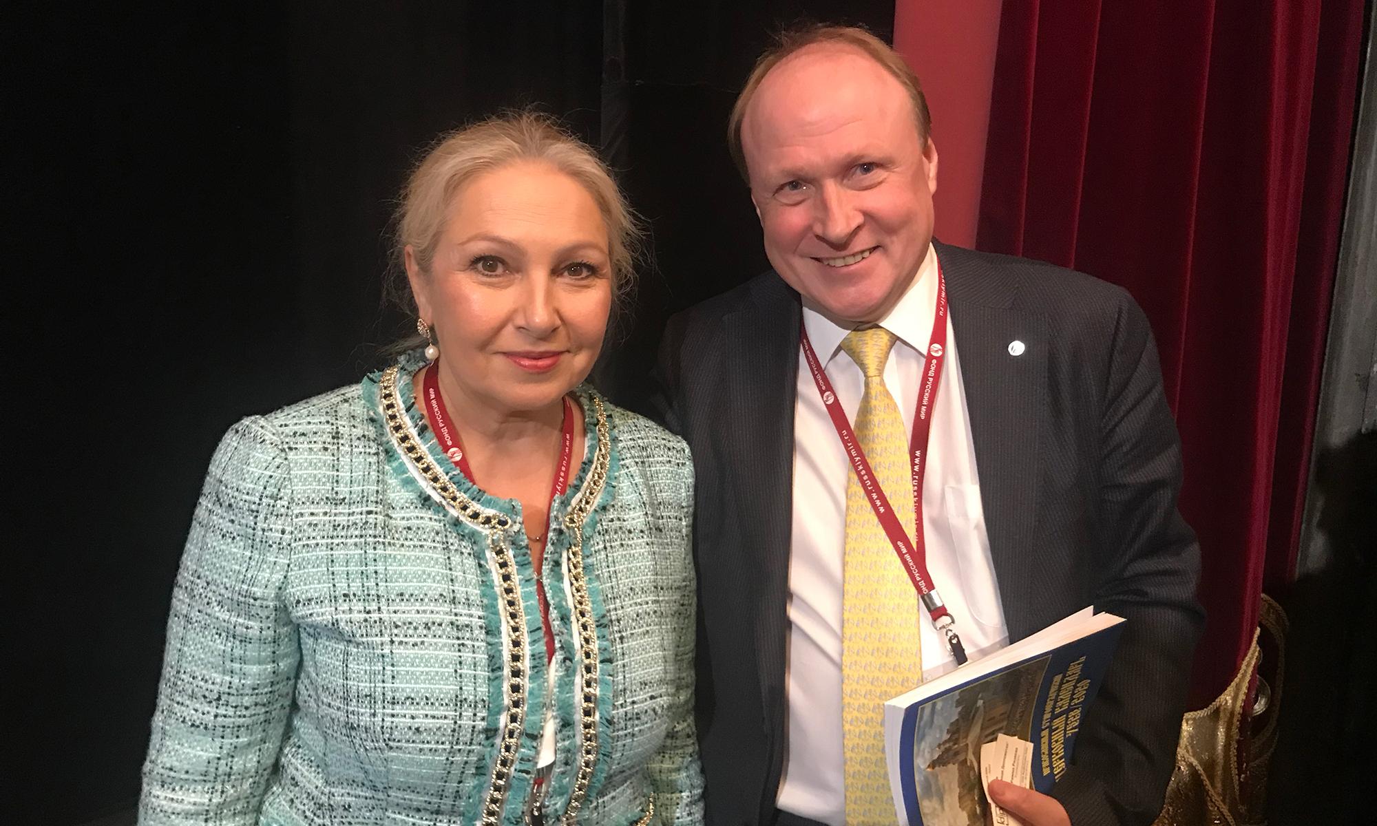 Встреча с Советником Президента РФ - Общественная дипломатия