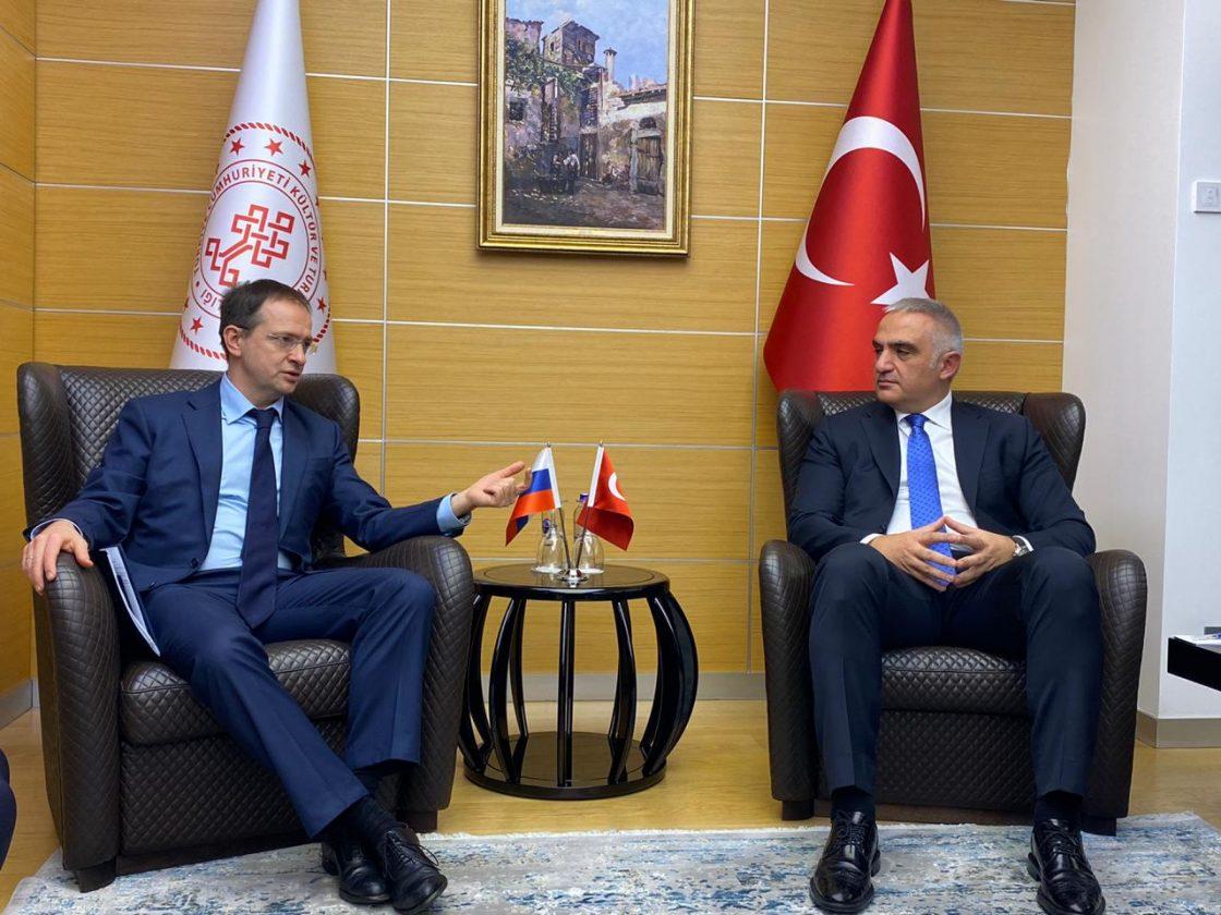 Министры культуры России и Турции закрыли «перекрестный» Год культуры и туризма – Общественная дипломатия