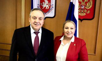 Культурное и деловое сотрудничество с Крымом развивается. - Общественная дипломатия