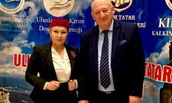 Презентация крымско-татарской культуры Республики Крым – Общественная дипломатия