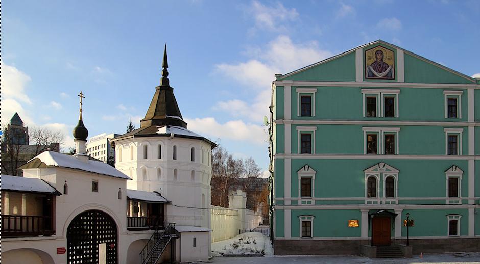 Встреча Протеиреем Николаем Балашовым - Общественная дипломатия
