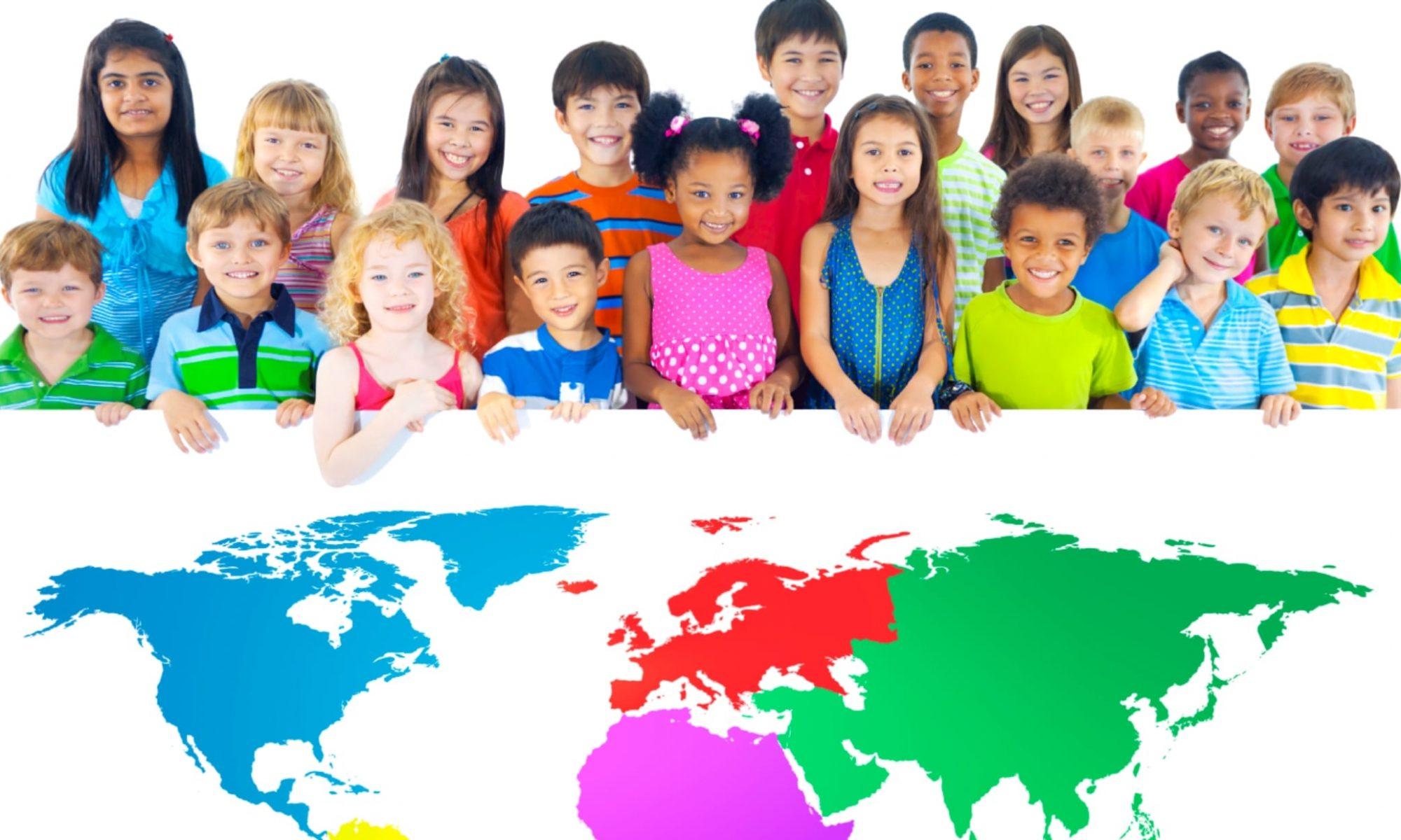 Мы дети мира 2020, конкурс