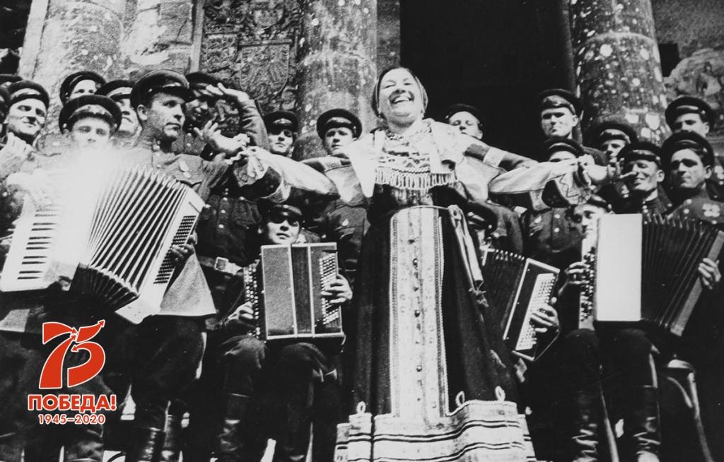 Марафон «Песни Великой Победы» - Общественная дипломатия
